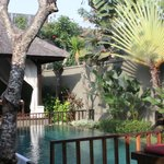 The Ulin Villas & Spa resmi