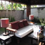 Our Outdoor area