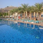 Photo de Oceanic Khorfakkan Resort & Spa