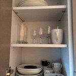 Kitchen's cupboard