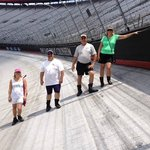 Visited nearby Bristol Speedway