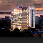 Photo de Hotel Santika Makassar