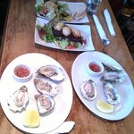 Starters at The Crown and Anchor