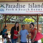 Photo de Paradise Island Park & Beach Resort