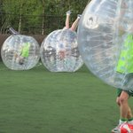 Bubble Football Zone