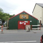 The Tin Shed from the Street