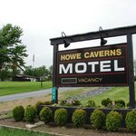 Photo de Howe Caverns Motel