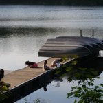 Foto de Panther Lake Camping Resort