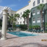 Foto di Homewood Suites by Hilton Tampa-Port Richey