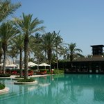 Billede af Arabian Court at One&Only Royal Mirage Dubai