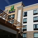 Foto de Holiday Inn Express Janesville - I-90 and US Highway 14