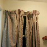 Dirty Curtains - Poorly Hung