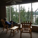 Housekeeping cabin 204 - that amazing view