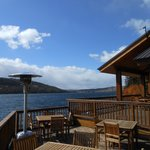 Foto de Half Moon Lake Lodge