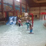 Fort Rapids Indoor Waterpark Resort resmi