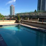 Holiday Inn Express Hotel Vancouver Metrotown Foto
