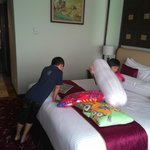 Photo de The Sunan Hotel Solo