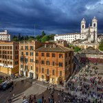 The View At The Spanish Steps - Small Luxury Hotel Foto