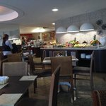 cafe da manha hotel