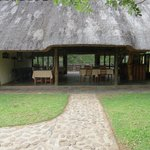 Foto van Rhino River Lodge