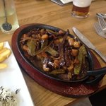 Sizzling Salt & Pepper Beef