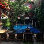 Green Garden Hotel Outdoor Pool