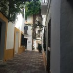 Street on old Marbella