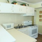 Lakeview 1 Bdrm kitchen-new appliances