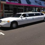 Limo (Available of terminal pick up)