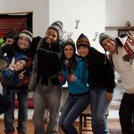 Foto de Backpackers Sucre Hostel
