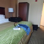 Foto Comfort Inn Brooklyn Cruise Terminal