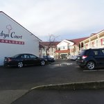 Aubyn Court Spa Motel resmi