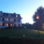 Chestnut Hill B & B at Dusk