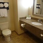 Foto van Holiday Inn Express Hotel & Suites Dubois