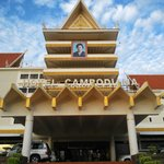 Photo of Cambodiana Hotel