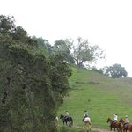Ride on the Alisal Ranch property