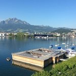 Photo de Palace Luzern