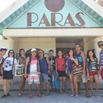 Paras Beach Resort resmi