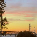 Foto van Mackinaw Beach and Bay - Inn & Suites
