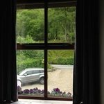 Mawddach room view - front of house