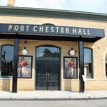 The Port Chester Hall and Beer Garden