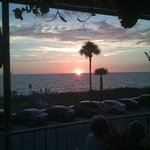 View from sunset Restaurant