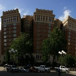 The Skirvin Hilton Oklahoma City resmi