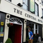 The Central Hotel - Donegal resmi