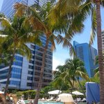 Four Seasons Hotel Miami resmi