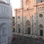 The Duomo from our room
