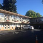 Foto van Howard Johnson Express Inn - San Mateo