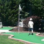 Very nice mini golf