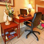 Business Center - Quality Inn