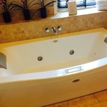 Jaccuzi jet spa bath